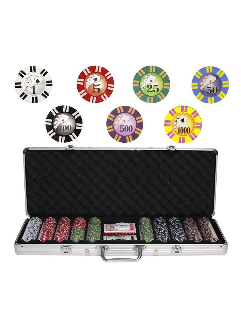 Покер «Royal Flush» 500 фишек