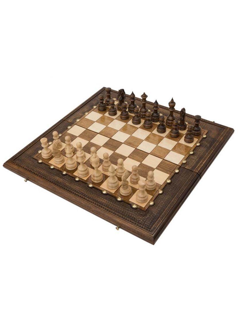 Нарды + шахматы + шашки мастер Грачия Оганян 3 в 1