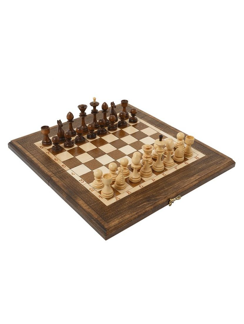 Нарды + шахматы + шашки мастер Карен Халеян 3 в 1 40 см