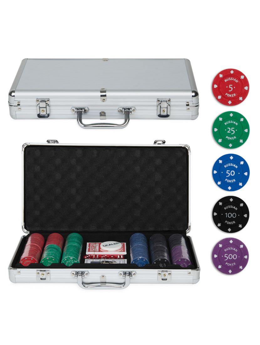 Покер «Russian Poker» 300 фишек