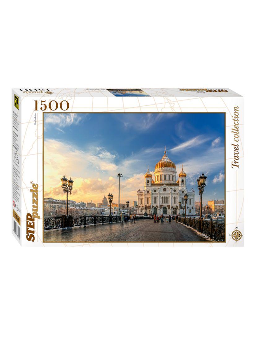 Пазл «Храм Христа Спасителя» 1500 элементов