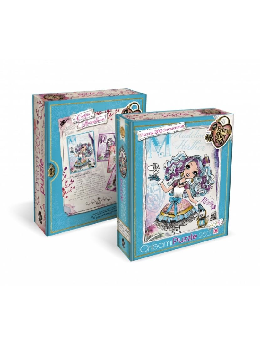 Пазл  «Ever After High» 260 элементов