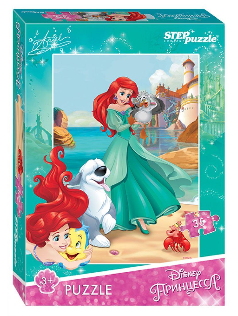 Пазл   «Disney: Русалочка - 2» 35 элементов
