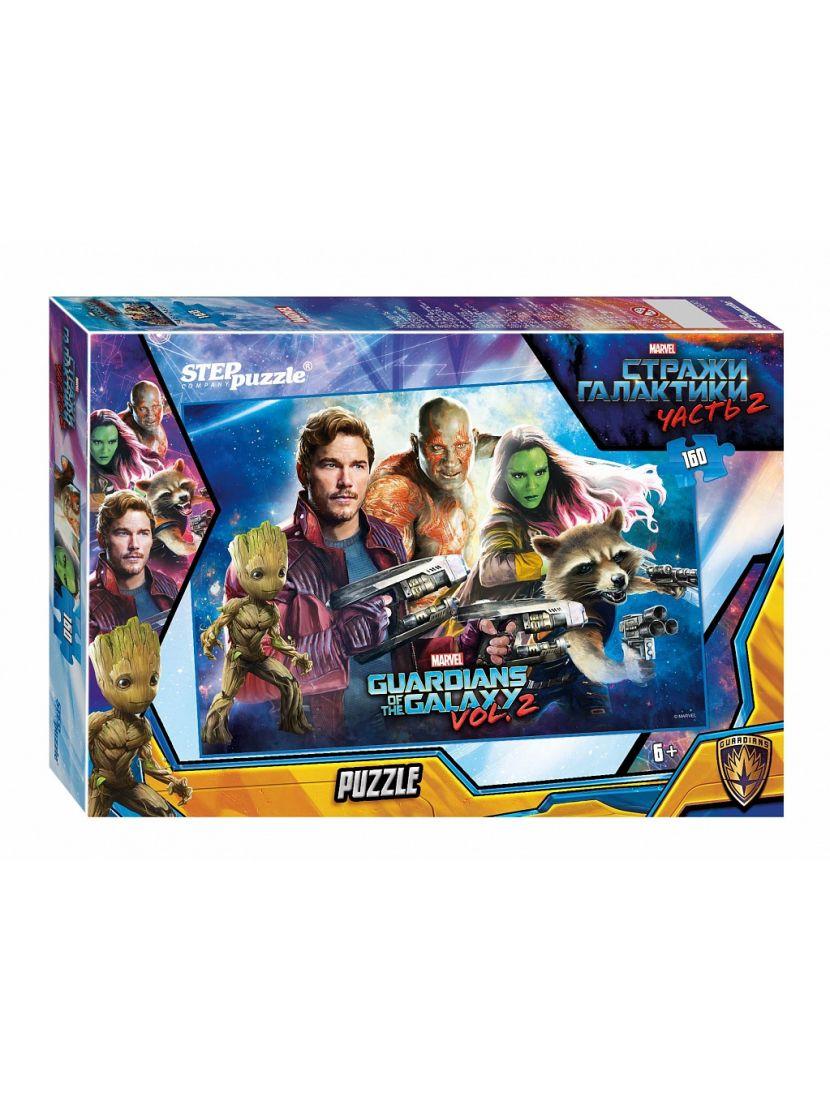 Пазл «Marvel Стражи галактики - 2» 160 элементов