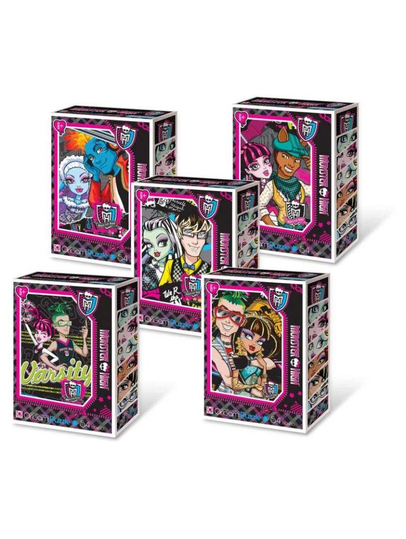 Пазл   «Monster High» 54 элемента