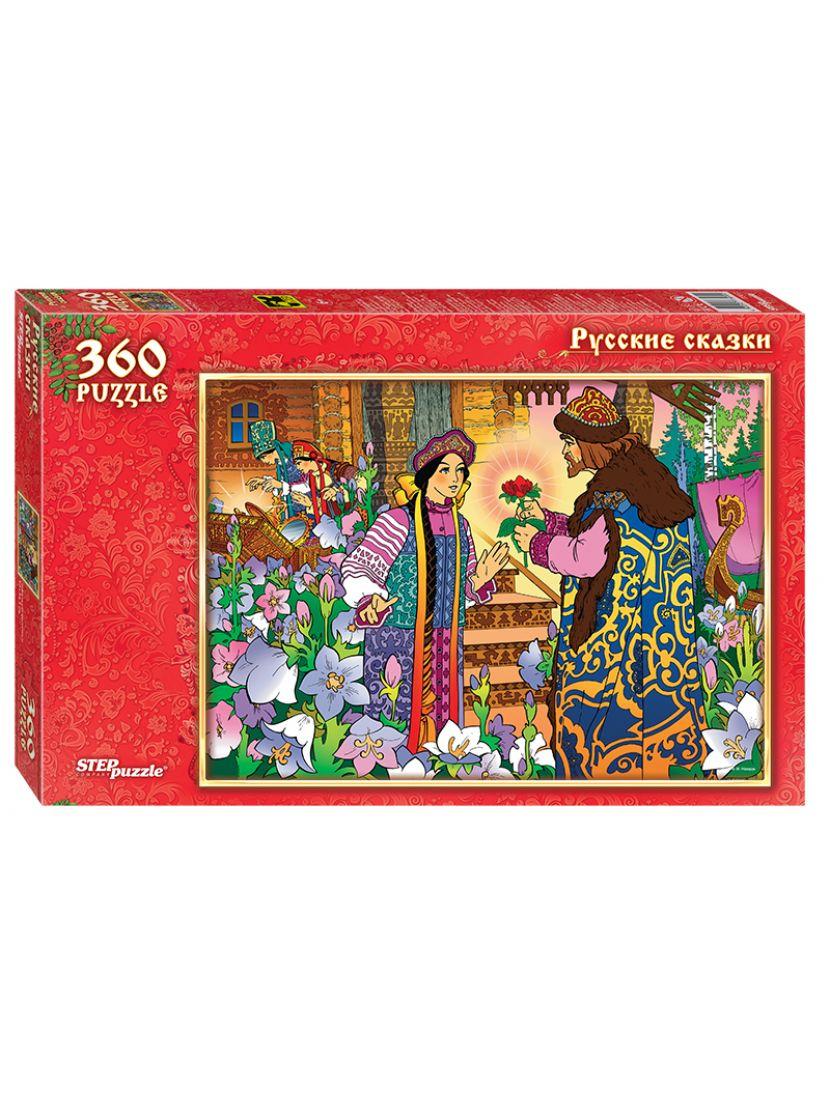 Пазл «Аленький цветочек» 360 элементов