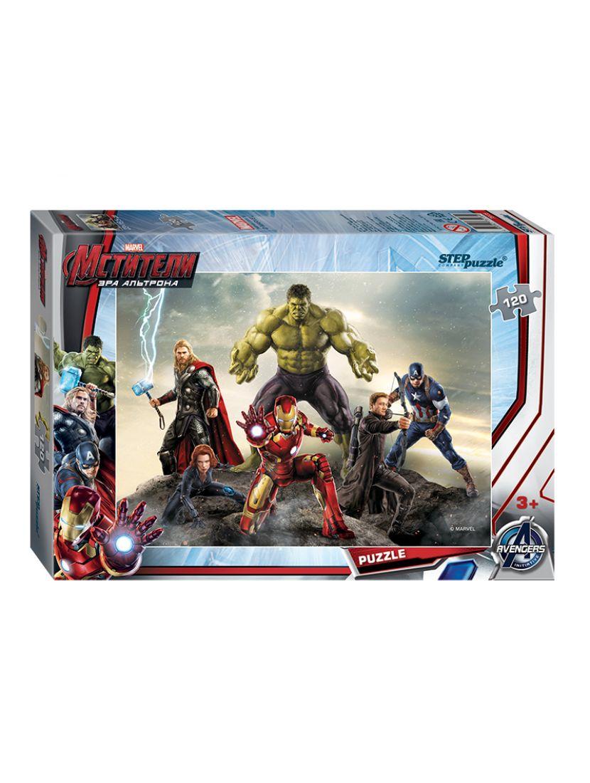 Пазл   «Marvel Мстители -2» 120 элементов