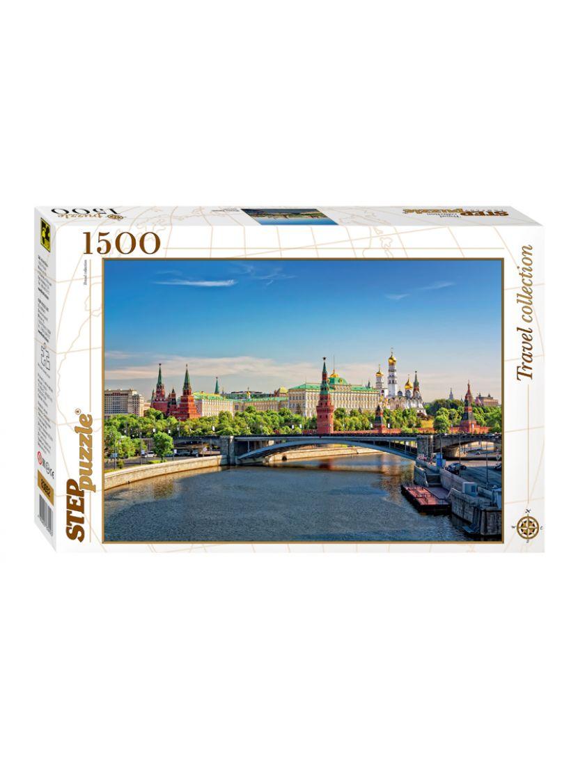 Пазл  «Москва. Кремль» 1500 элементов