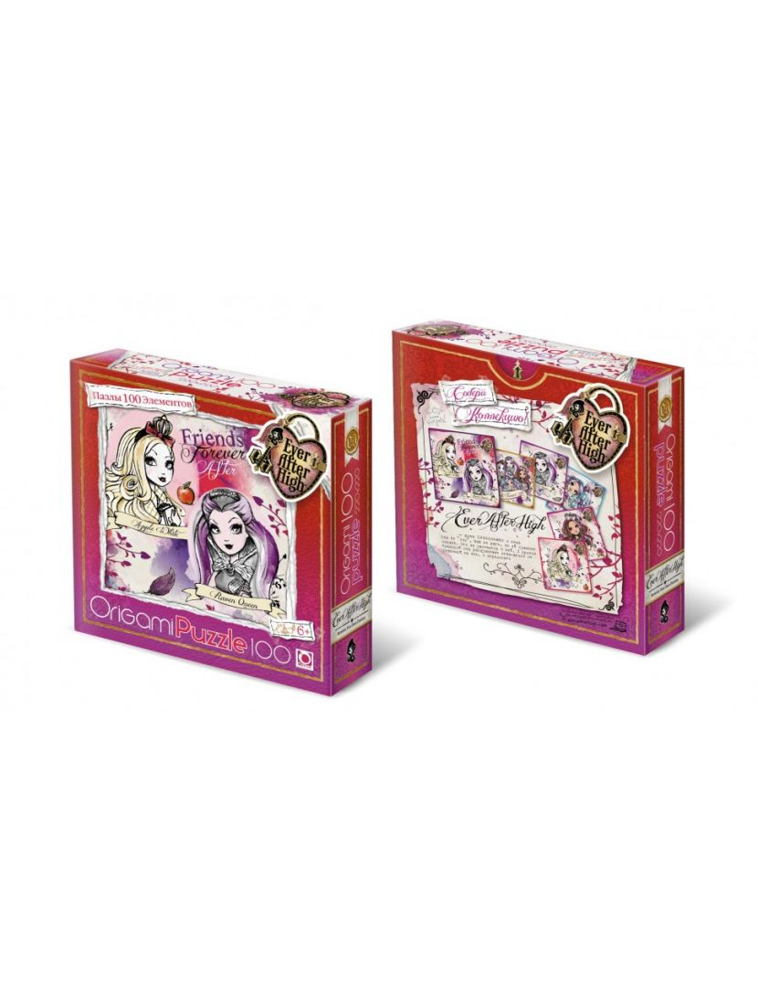 Пазл   «Ever After High 2» 160 элементов