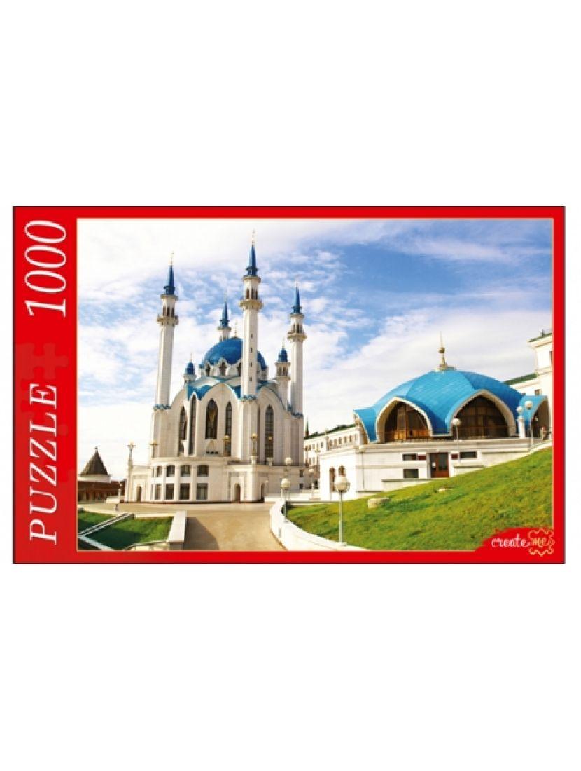 Пазл «Казанская Мечеть» 1000 элементов