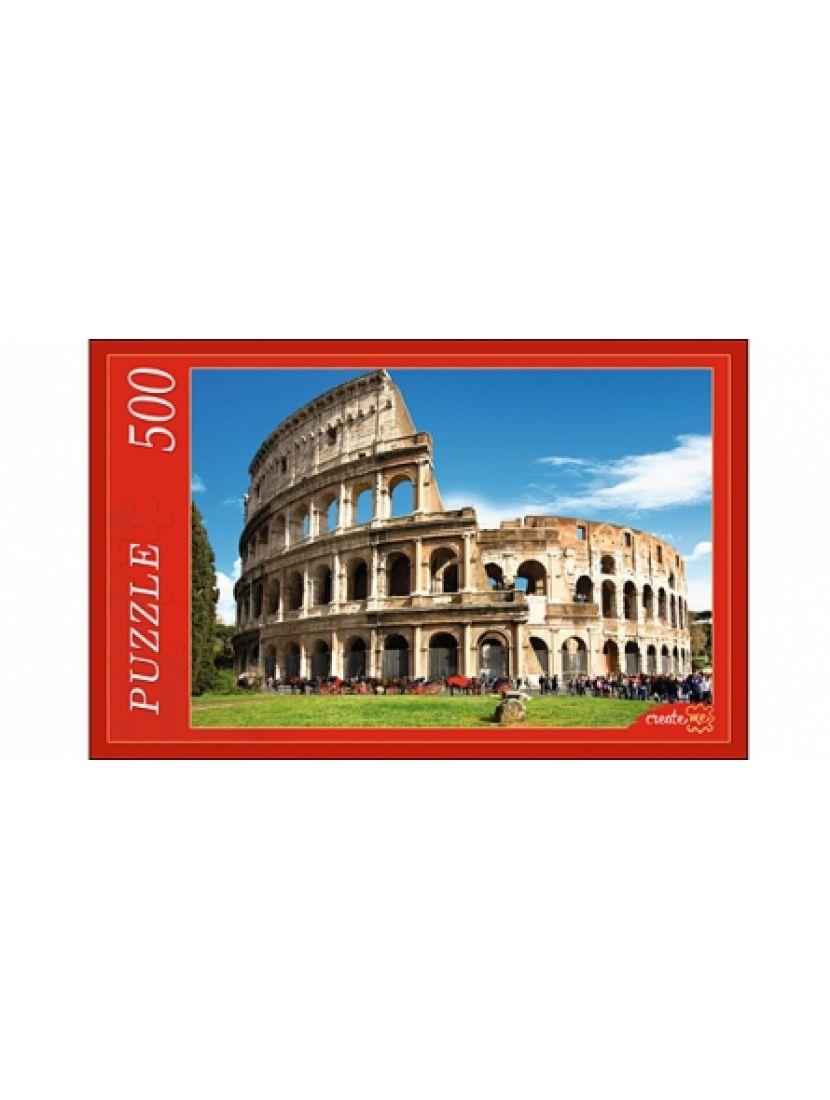 Пазл «Колизей» 500 элементов