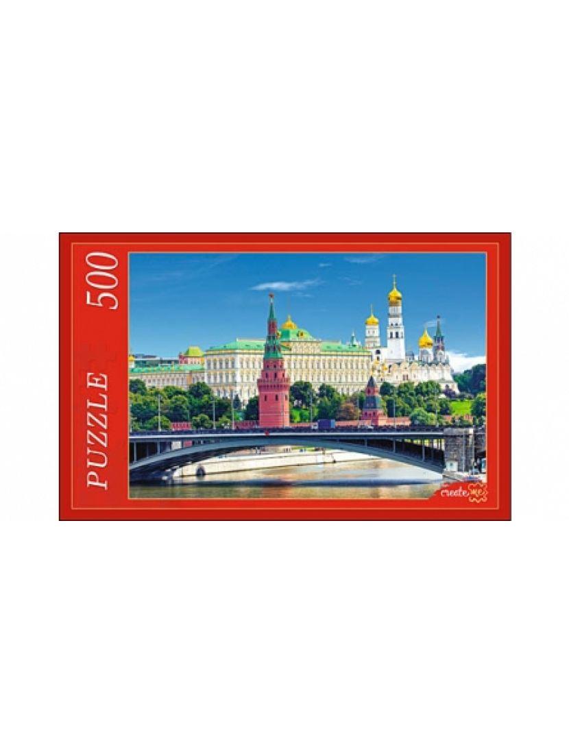 Пазл «Вид на кремль» 500 элементов