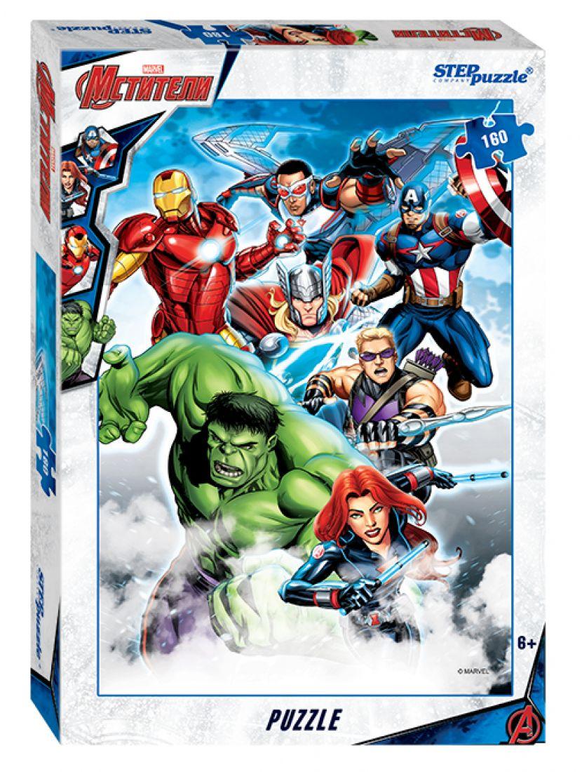 Пазл «Мстители - 3» 160 элементов
