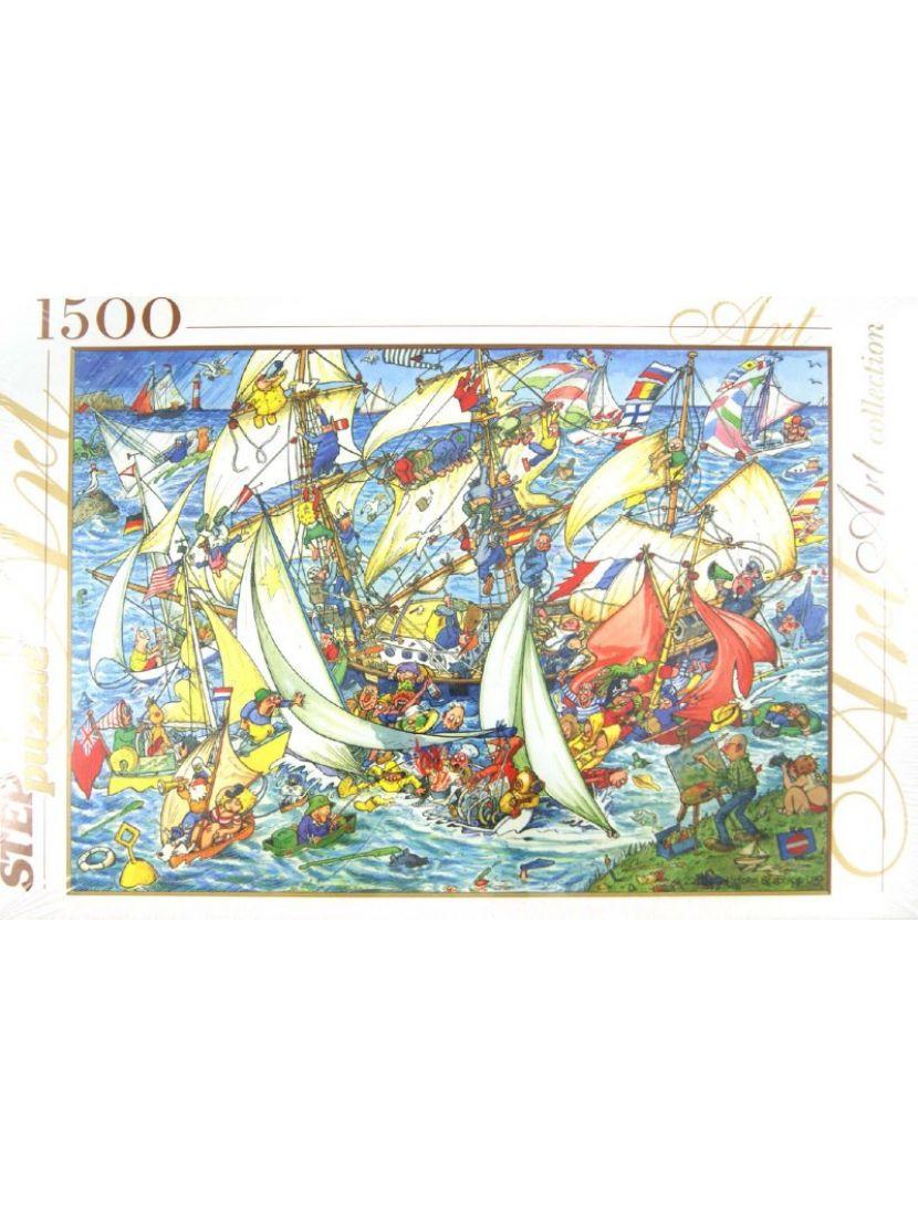 Пазл «Всем в море!» 1500 элементов