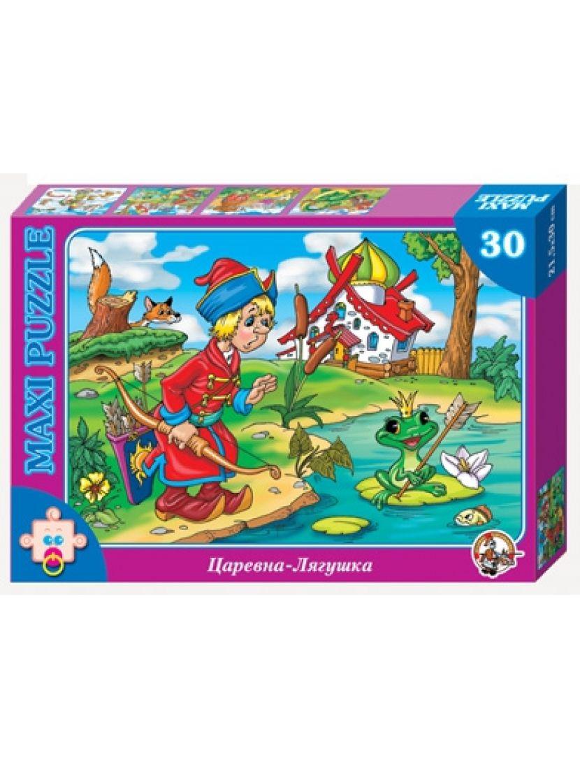 Пазл «Царевна лягушка» 30 элементов