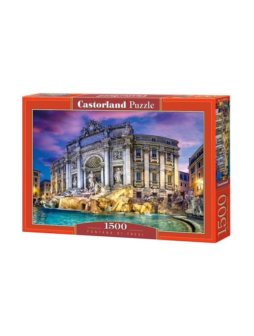 Пазл «Фонтан Треви» 1500 элементов