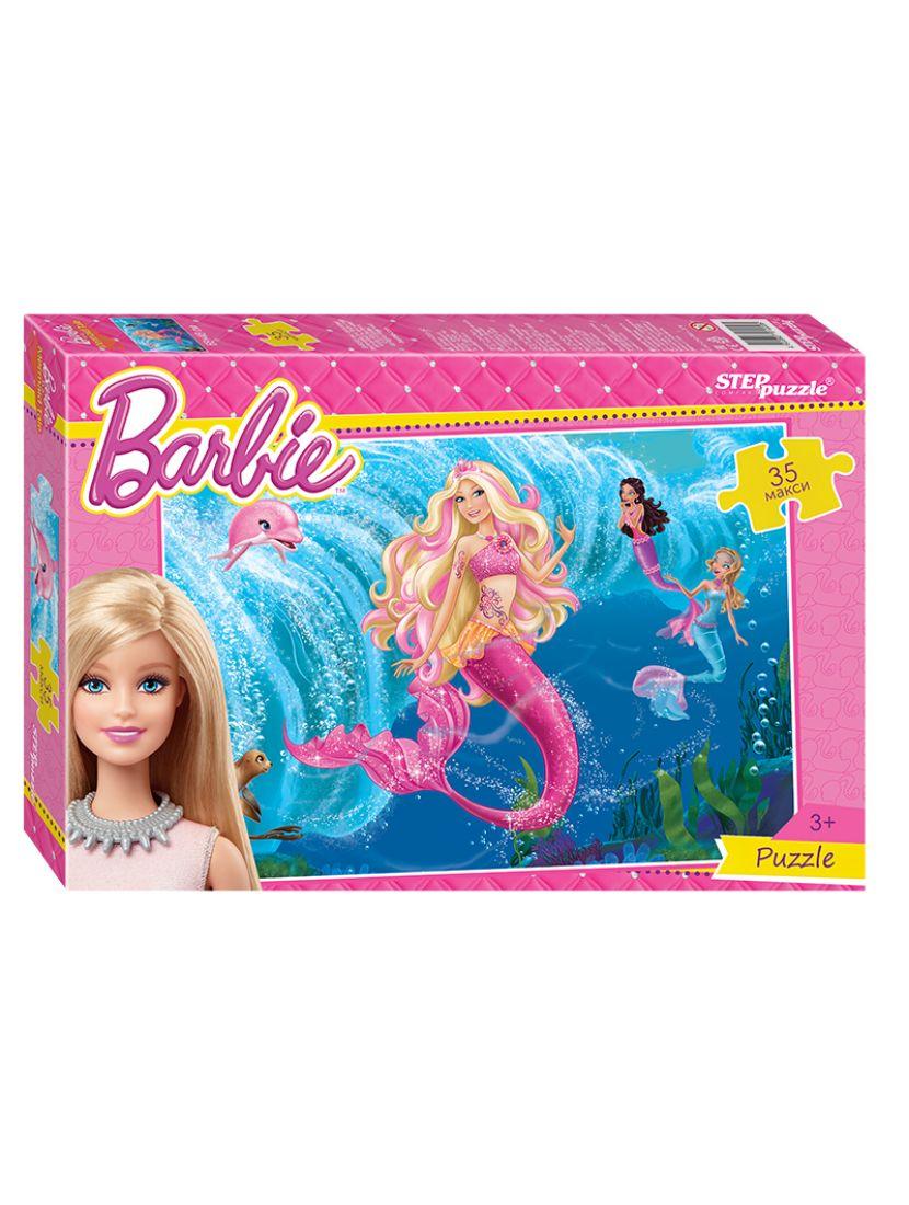 Пазл «Барби» 35 MAXI элементов