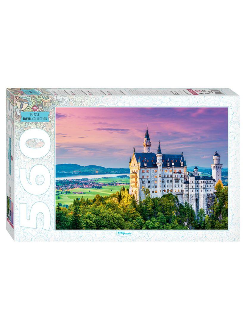Пазл «Бавария. Замок» 560 элементов