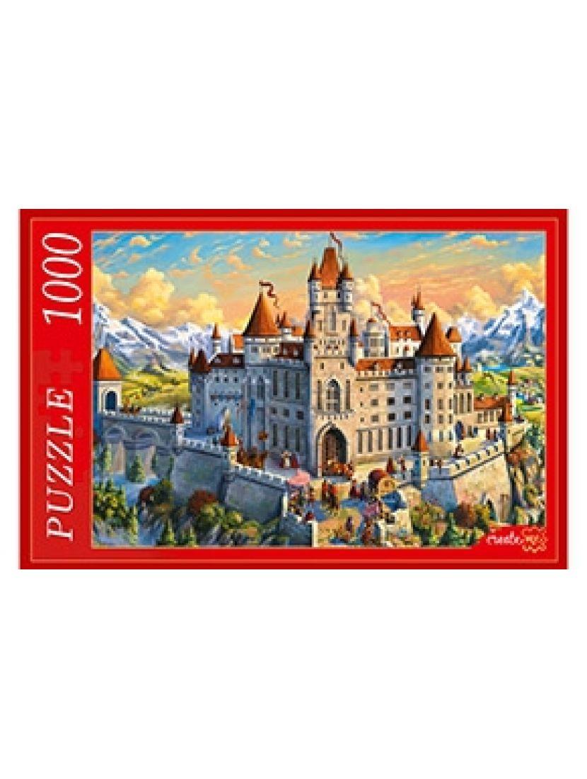 Пазл «Средневековый замок» 1000 элементов