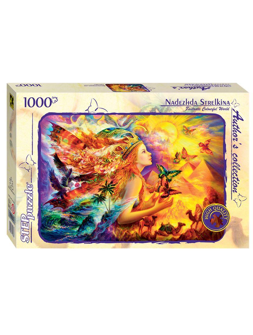 Пазл «Фантастический мир (Авторская коллекция)» 1000 элементов