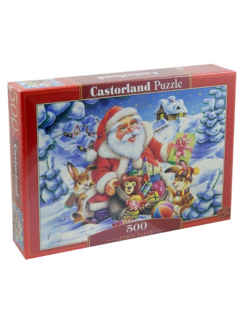 Пазл «Санта Клаус» 500 элементов