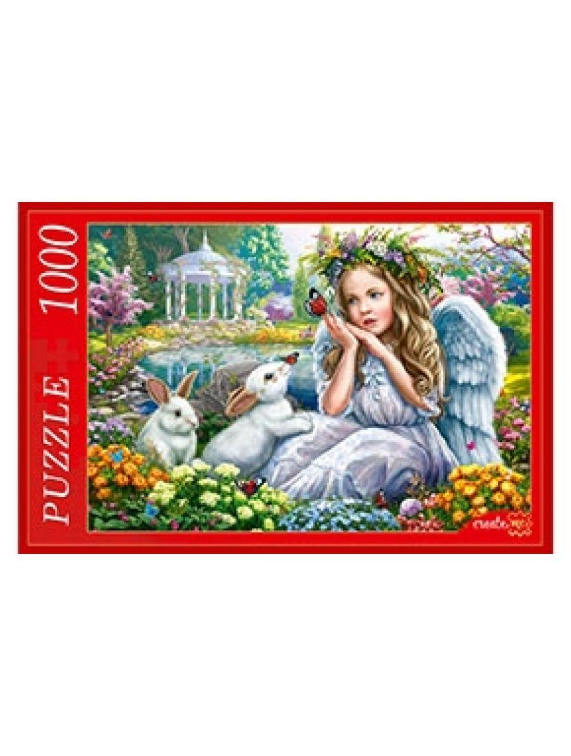 Пазл «Ангел и кролики» 1000 элементов