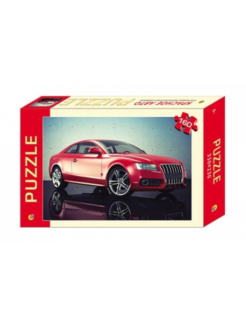 Пазл «Красное авто»  160 элементов