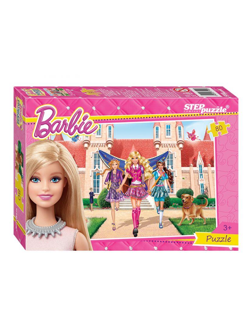 Пазл   «Mattel» 80 элементов