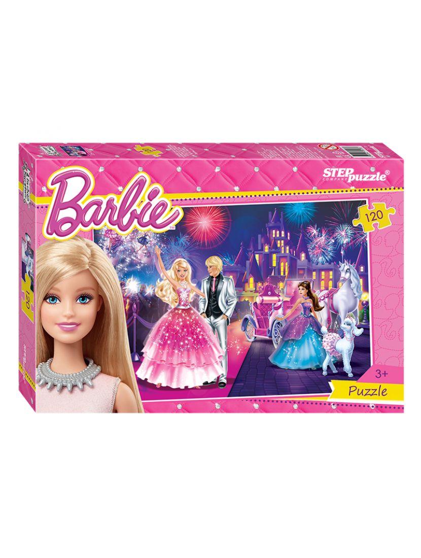 Пазл   «Барби» 120 элементов