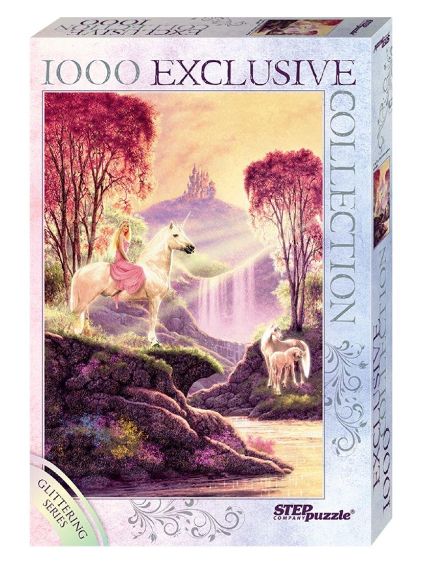 Пазл «Волшебная долина, Стив Рид» 1000 элементов