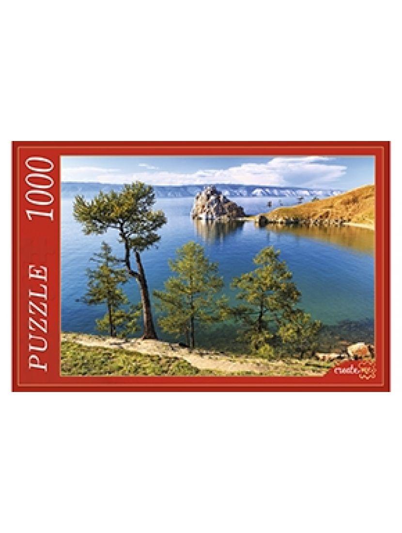 Пазл «Озеро Байкал» 1000 элементов