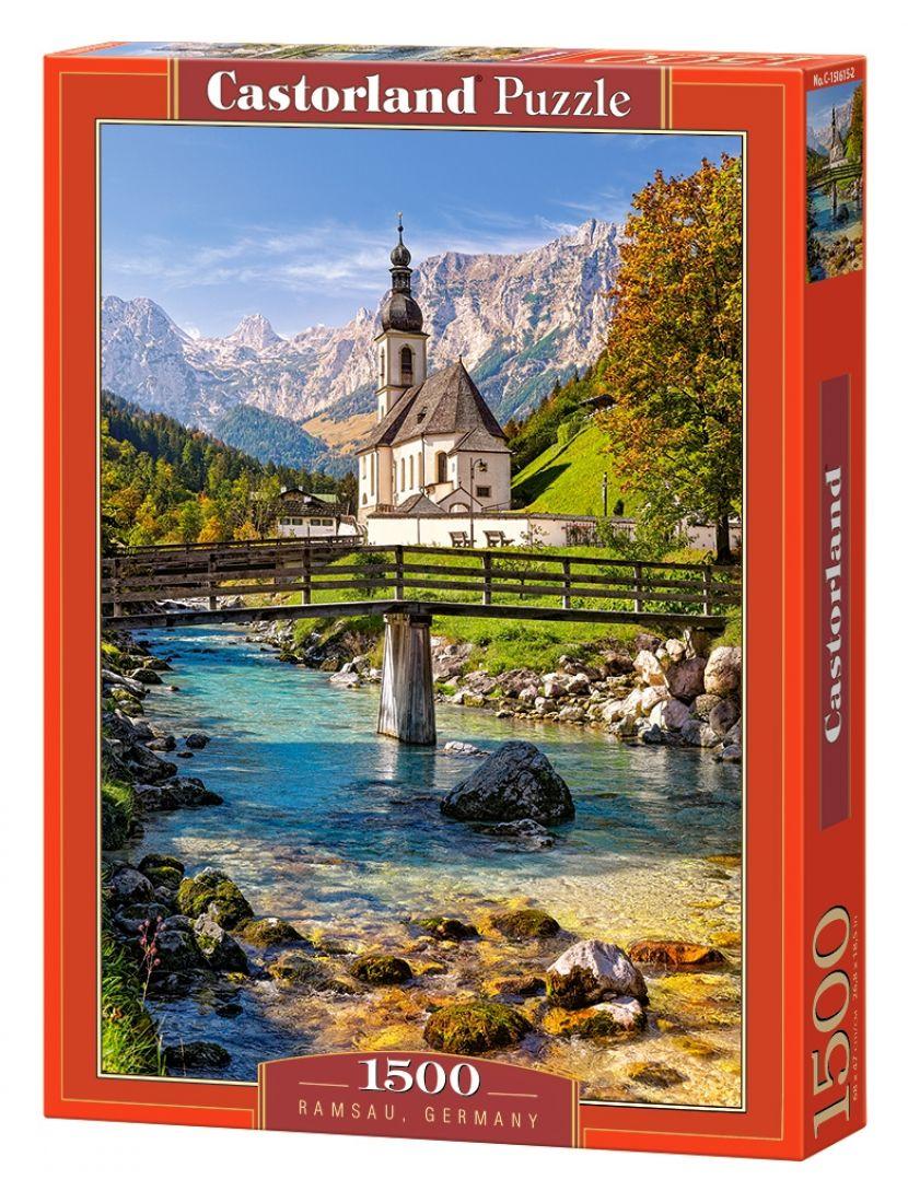 Пазл «Рамзау, Германия» 1500 элементов