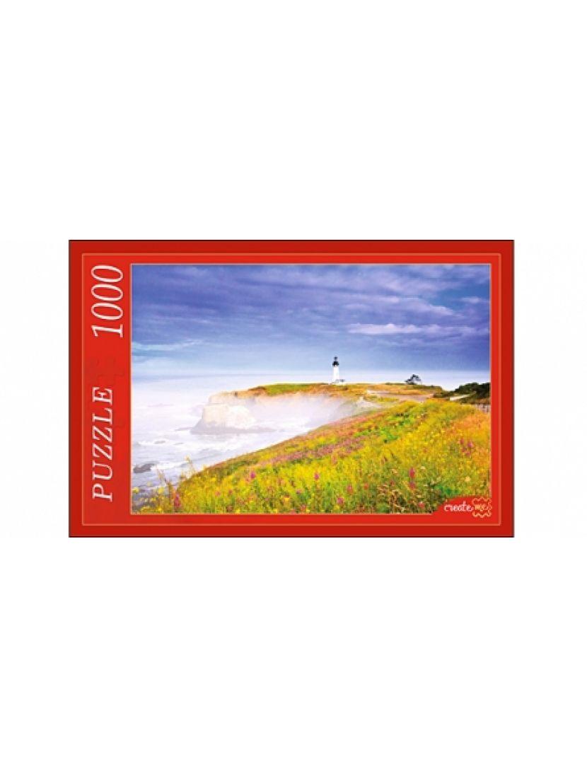 Пазл «Одинокий маяк» 1000 элементов