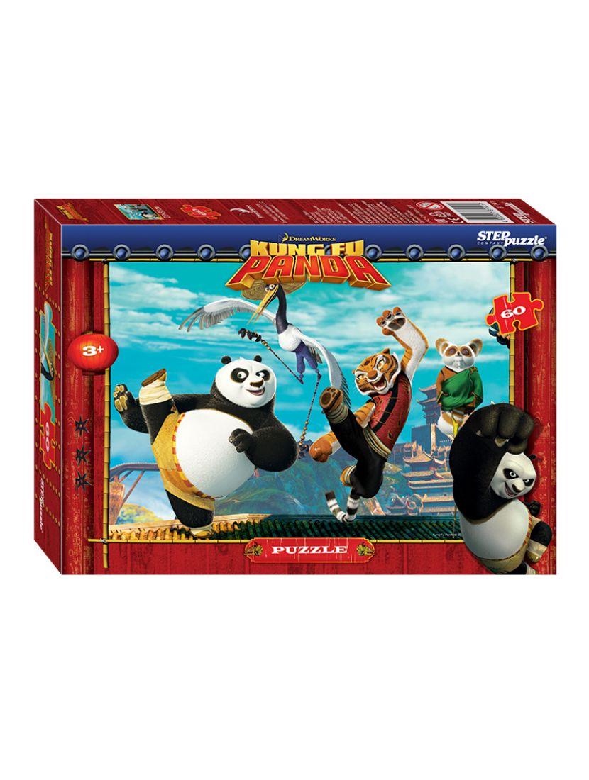 Пазл «DreamWorks Кунг-фу Панда» 60 элементов