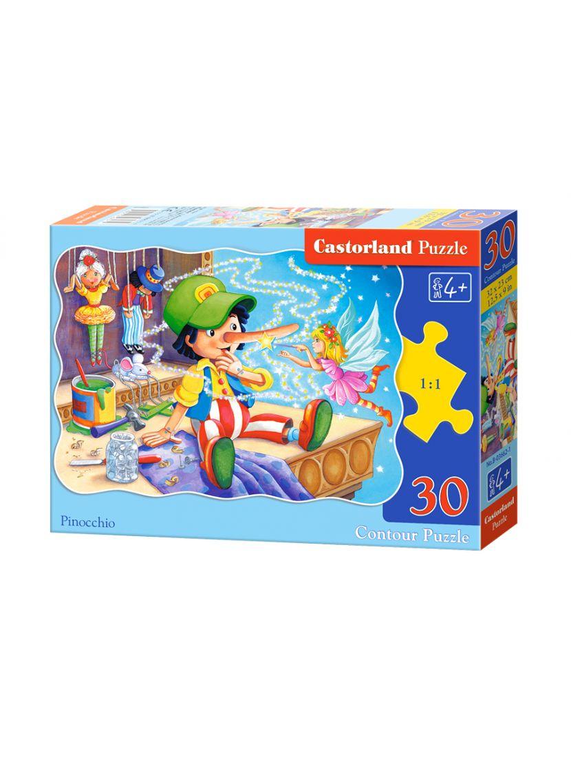 Пазл «Пиноккио» 30 элементов