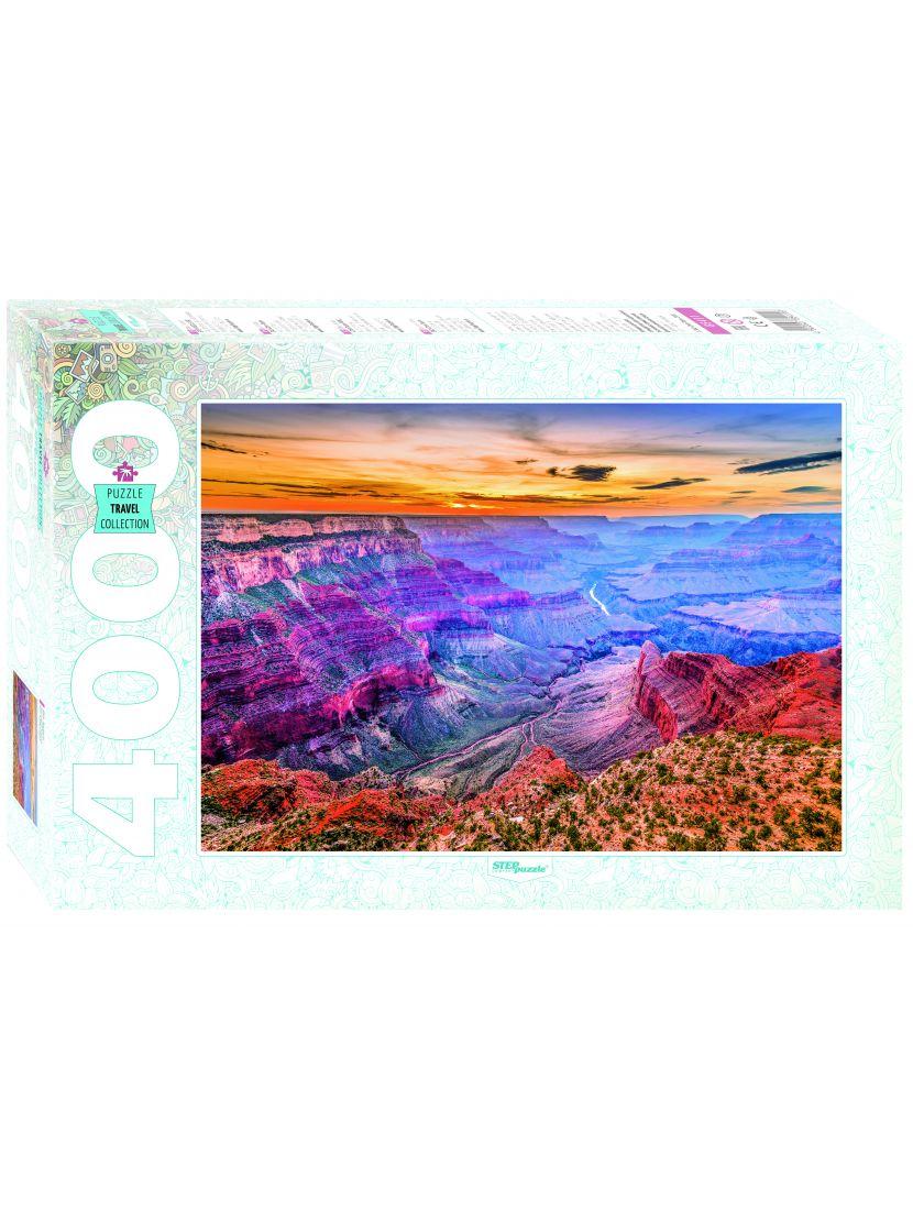 Пазл «Аризона. Большой каньон» 4000 элементов