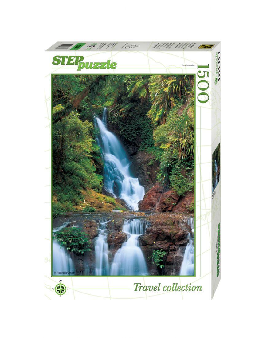 Пазл «Водопад»  1500 элементов