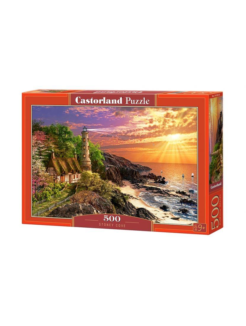 Пазл «Дом на побережье» 500 элементов