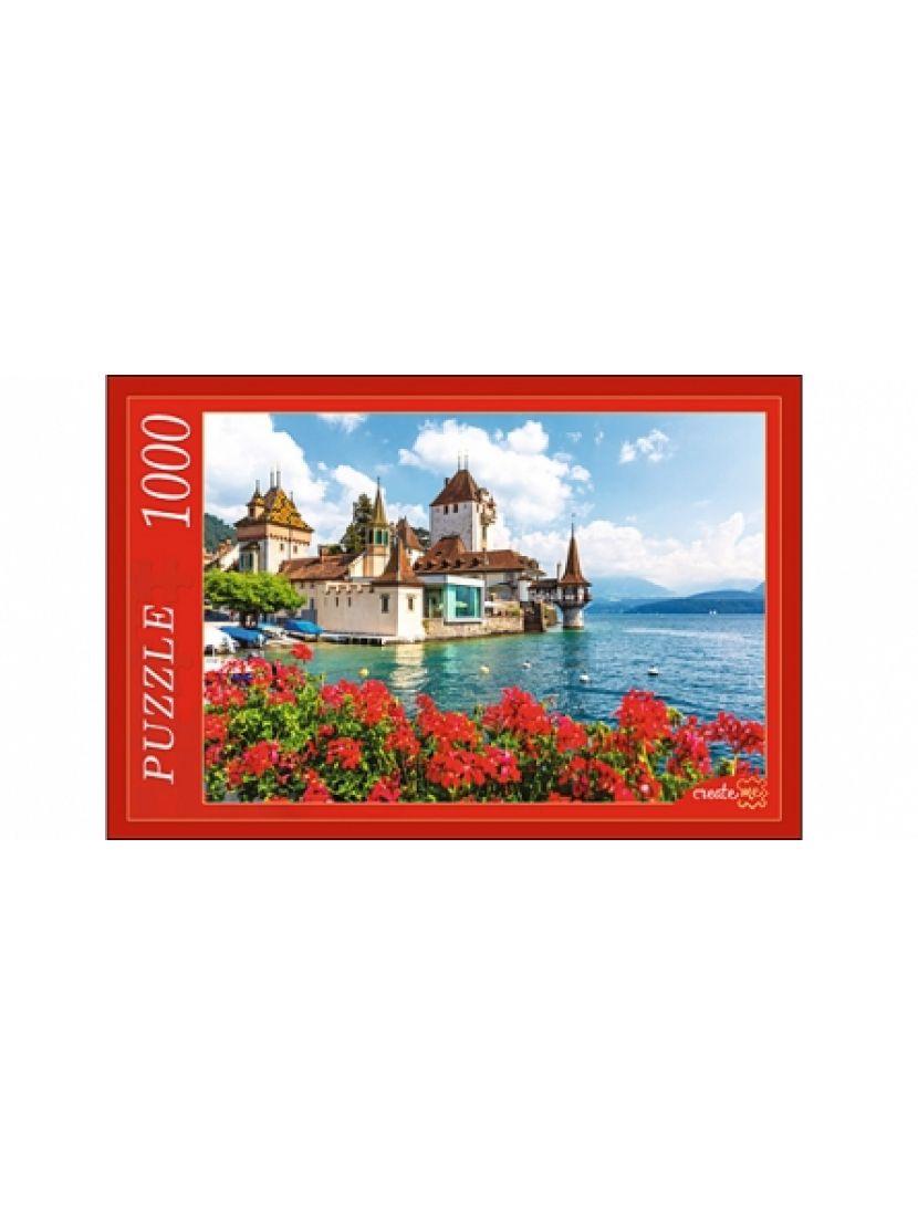 Пазл «Живописный дворец на воде» 1000 элементов