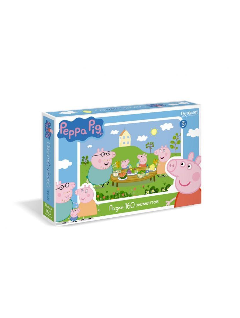 Пазл «Peppa Pig»  160 элементов