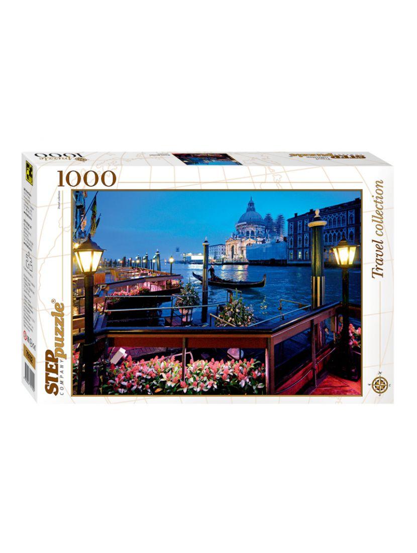 Пазл «Италия-Венеция» 1000 элементов