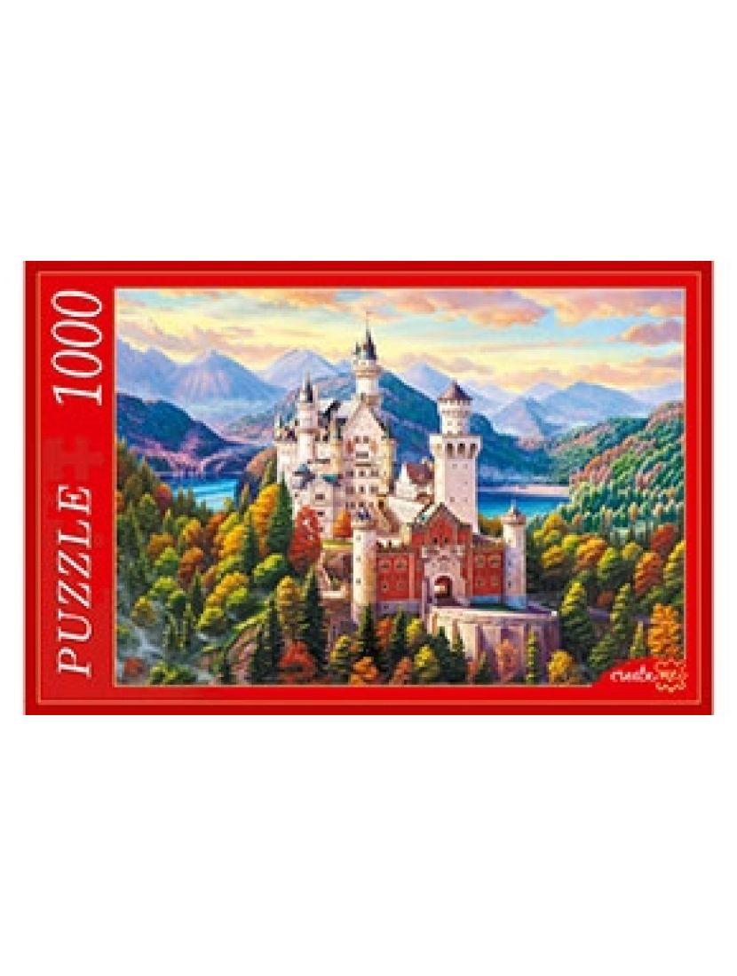Пазл «Замок Нойшванштайн» 1000 элементов