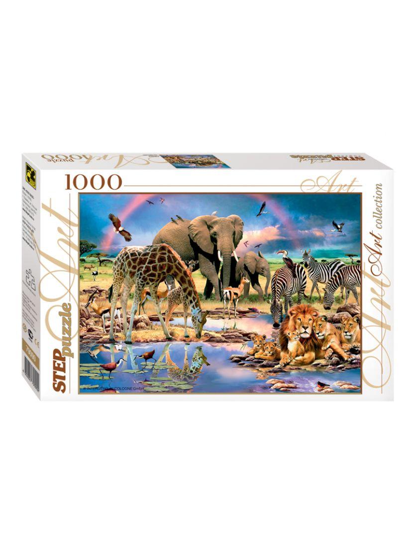 Пазл «Саванна» 1000 элементов