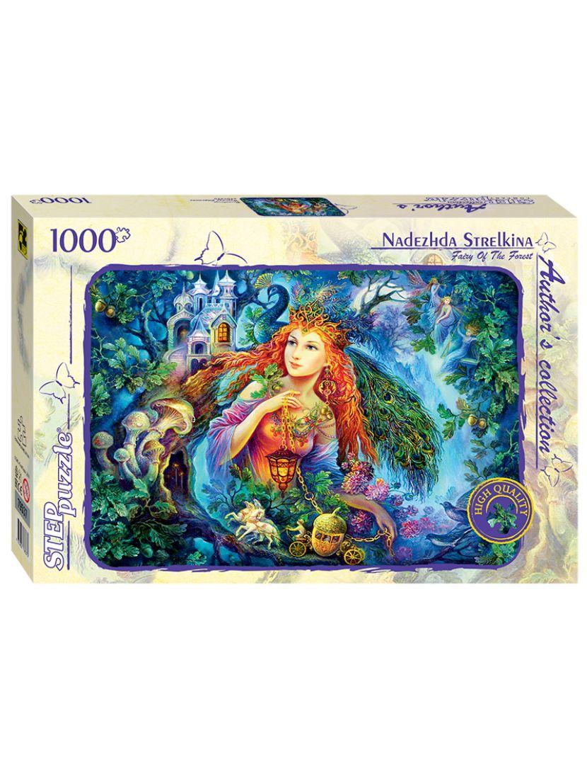 Пазл «Волшебница (Авторская коллекция)» 1000 элементов