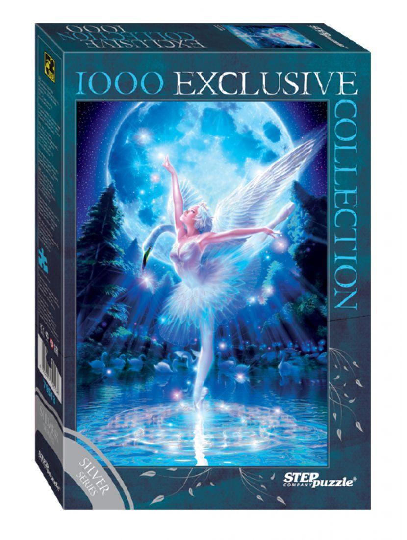 Пазл «Одетта (Серебряная коллекция)» 1000 элементов
