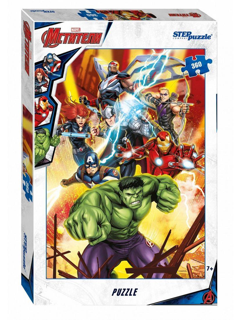 Пазл «Marvel Мстители - 3» 360 элементов