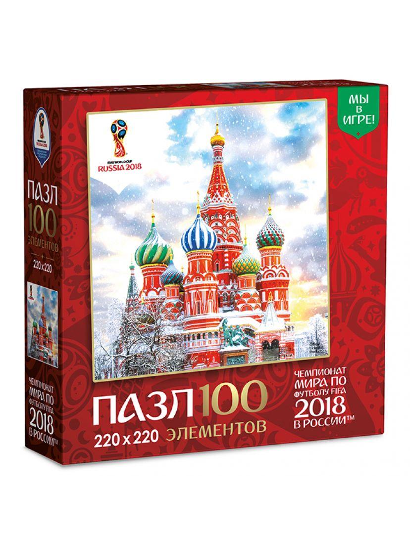 Пазл «Москва» 100 элементов
