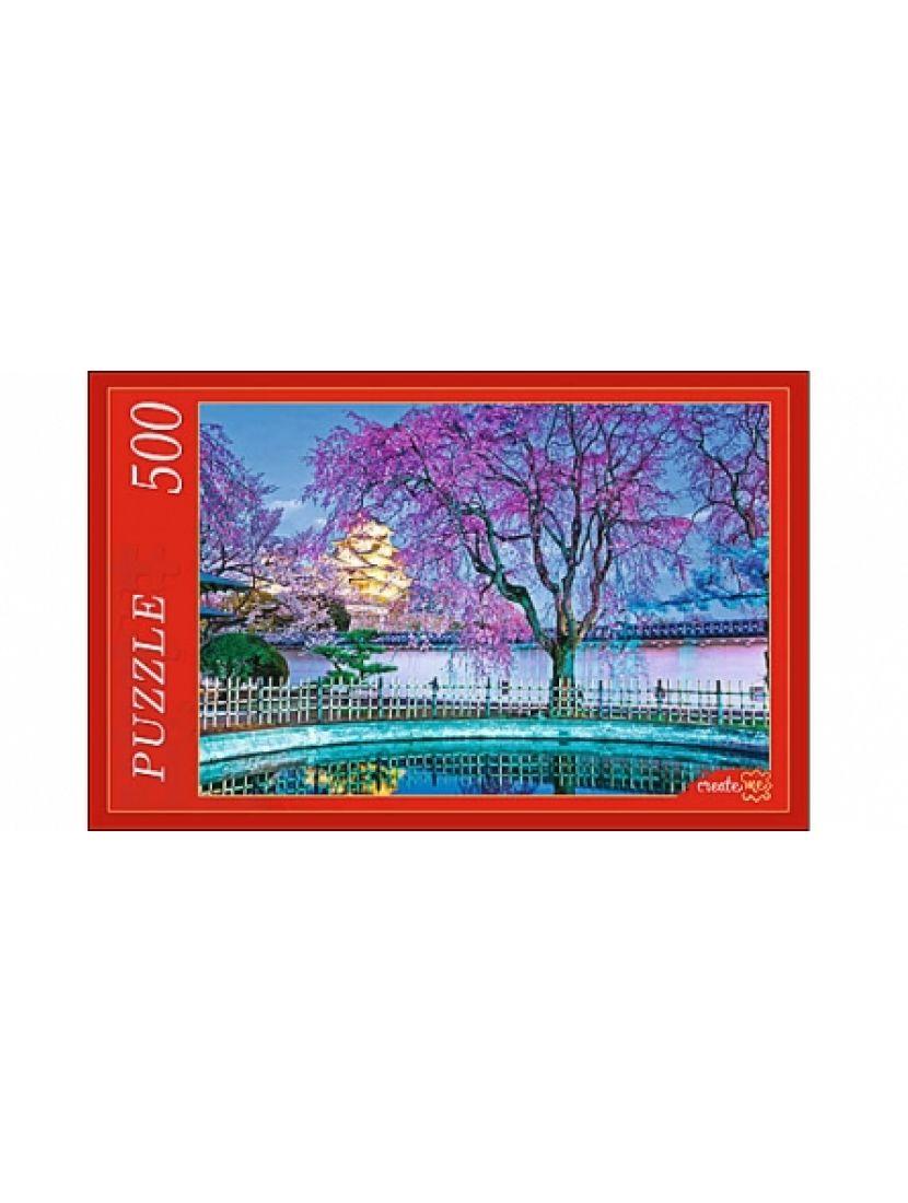 Пазл «Замок Химэдзи» 500 элементов