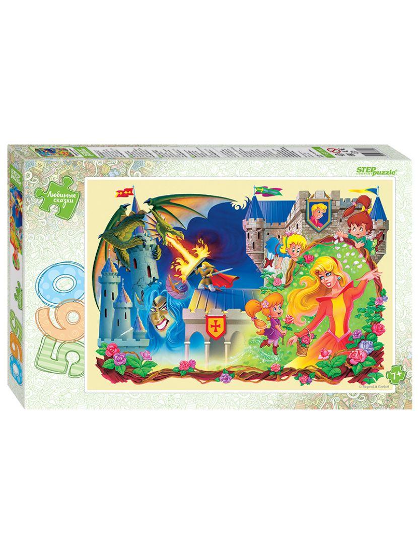 Пазл «Спящая красавица (Любимые сказки)» 560 элементов