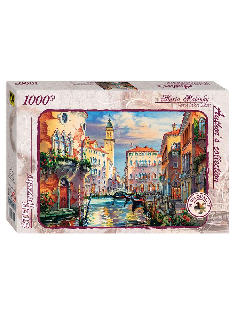 Пазл «Венеция перед закатом» 1000 элементов
